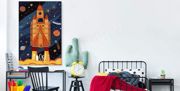 Bild Weltall – Sonnensystem