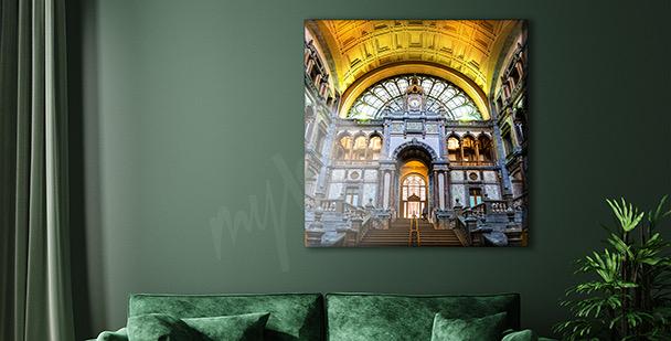 Bild historische Architektur