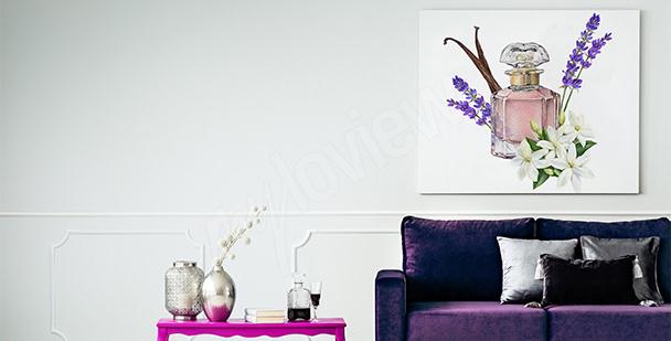 Bild im französischen Stil