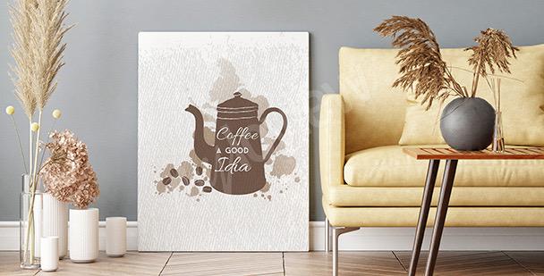 Bild Kaffee fürs Wohnzimmer