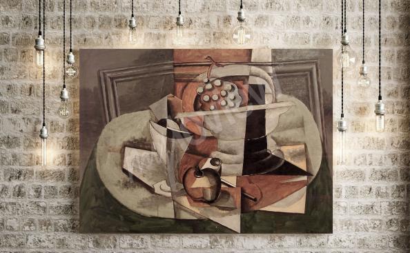 Bild Kubismus Georges Braque