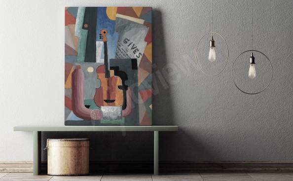 Bild Kubismus - Malerei