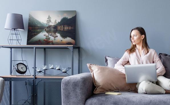 Bild Landschaft fürs Wohnzimmer