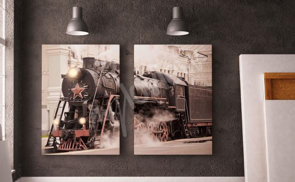 Bild Lokomotive