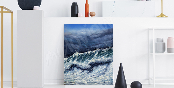 Bild Meer fürs Vorzimmer