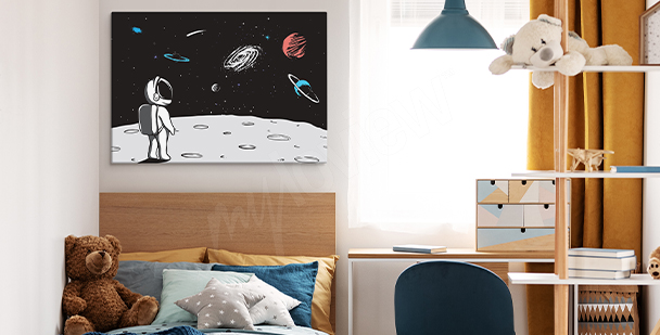 Bild Mondlandung