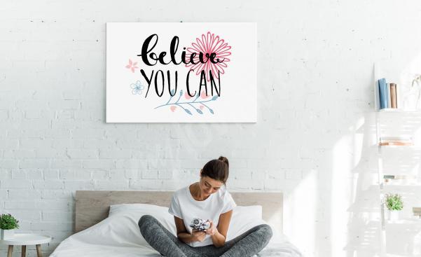 Bild Motivation für Schlafzimmer