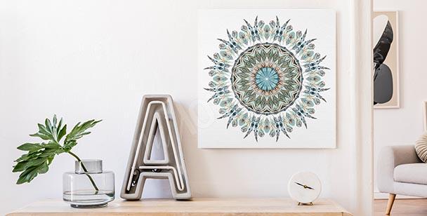 Bild Ornament und Mandala