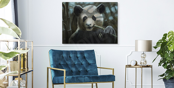 Bild Panda-Porträt