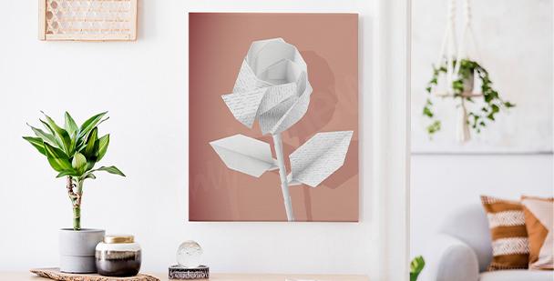 Bild Papier-Blumen