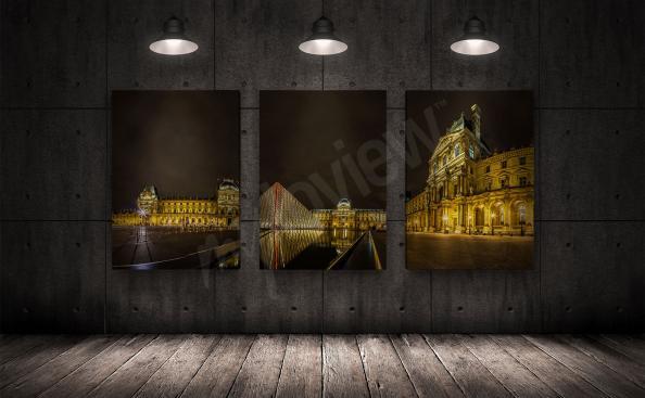 Bild Paris mit Sehenswürdigkeiten