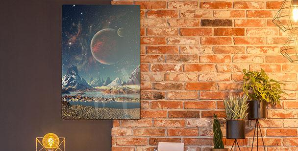 Bild Planeten 3D
