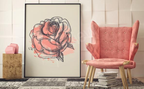 Bild Rose - Abbildung