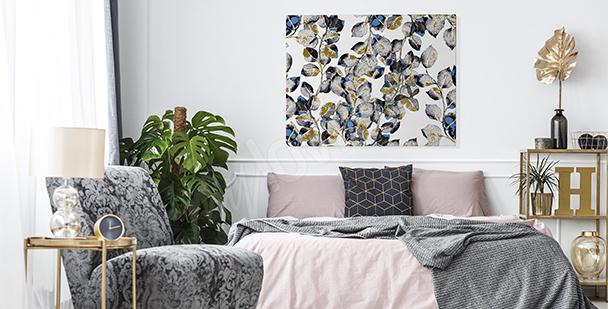 Bilder Schlafzimmer • größe der wand | myloview.de