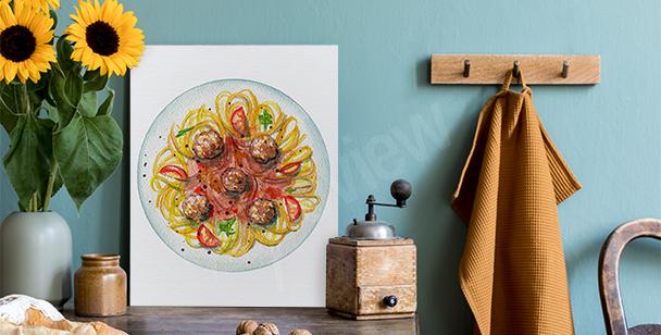 Bild Spaghetti