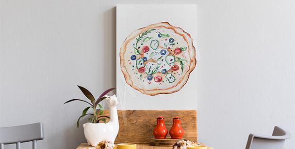 Bild Speisen und Pizza
