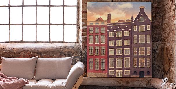 Bild Stadt Amsterdam