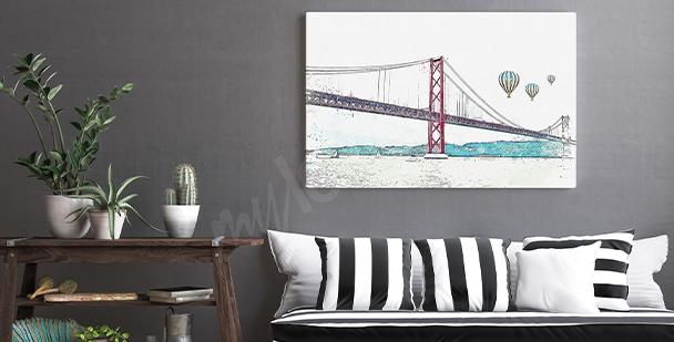 Bild Stadt in Portugal