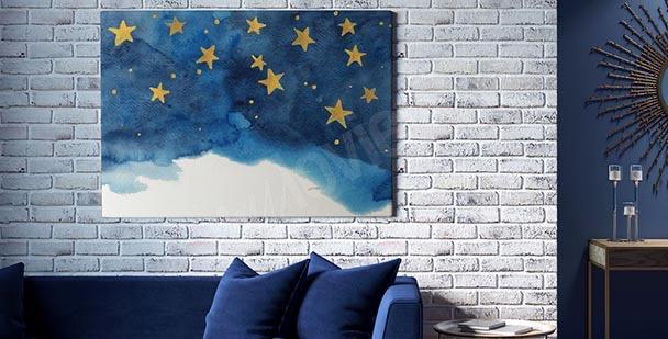 Bild Sterne am Himmel