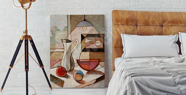 Bild Stillleben Malerei