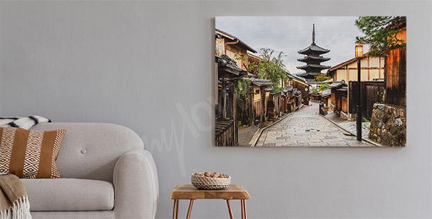 Bild Tokio und Stadtstraße