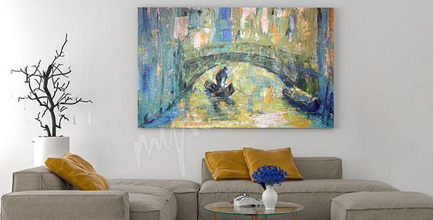 Bild Venedig - Kanal