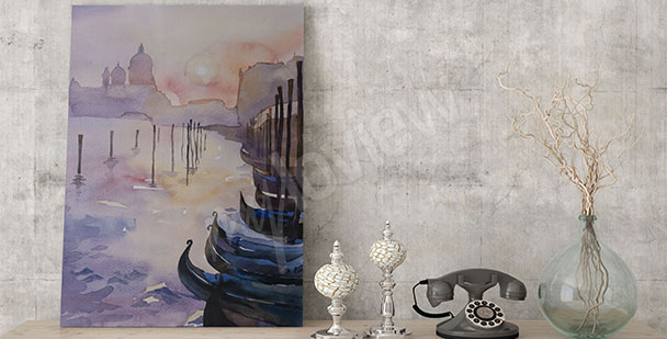 Bild Venedig - Malerei