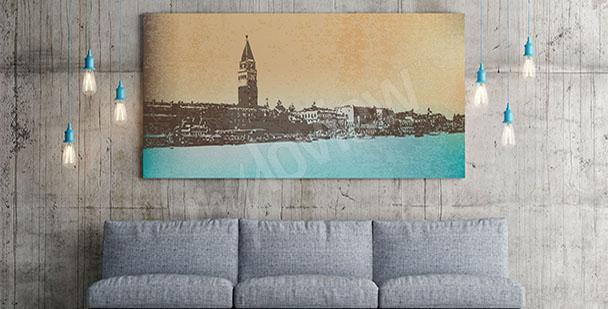 Bild Venedig Vintage
