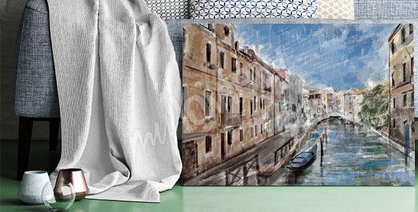 Bild venezianische Landschaft