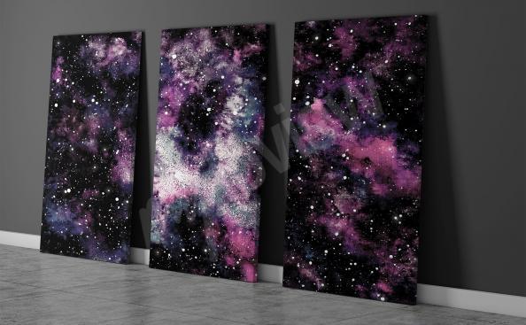 Bild Weltall Galaxie