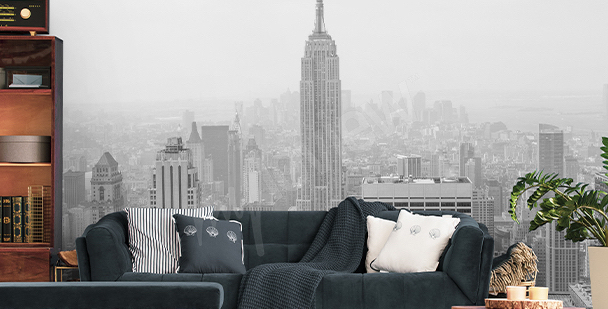 fototapeten new york gr e der wand. Black Bedroom Furniture Sets. Home Design Ideas