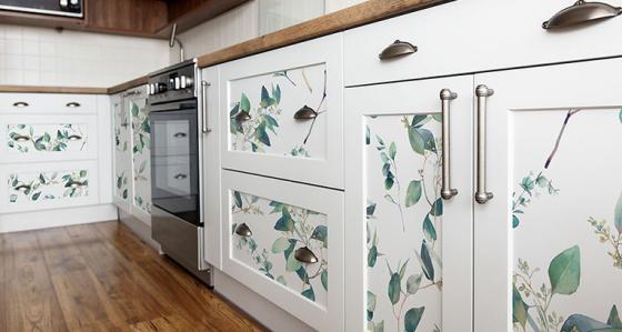 Möbel wie neu – sehen Sie, wie Sie Ihre Küchenfronten auffrischen können!