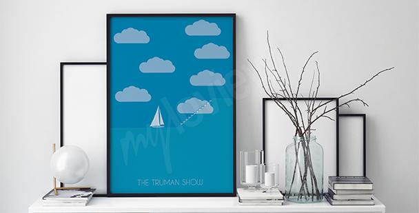 Filmposter Truman Show