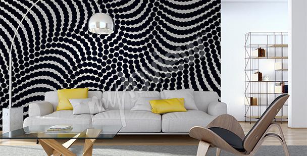 Fototapete abstrakte Spirale