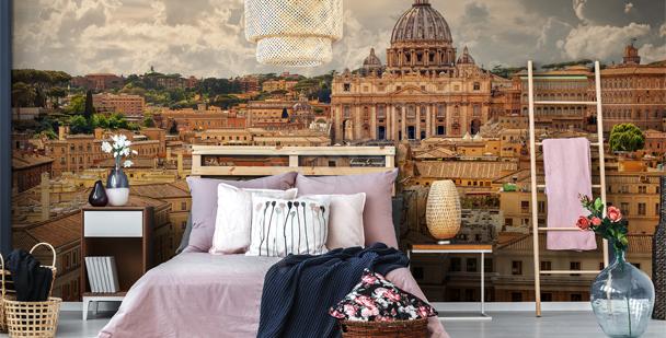 Fototapete mit Bauwerken Venedigs