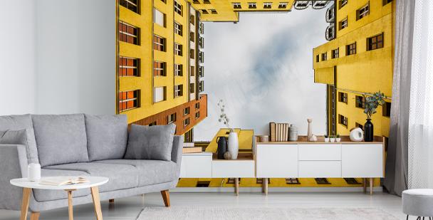 Fototapete Wolkenkratzer
