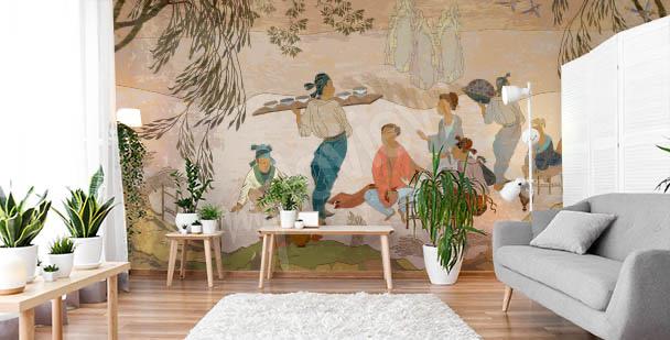 Fototapete Asien orientalisch