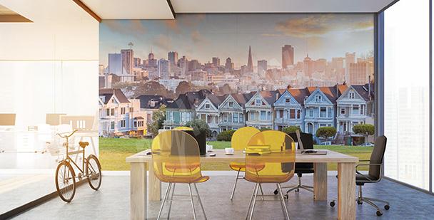 Fototapete Aussicht auf San Francisco