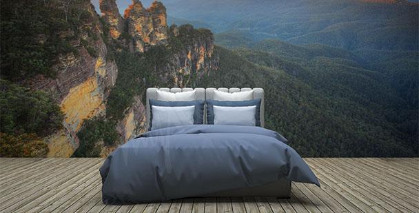 Fototapete Australien fürs Schlafzimmer