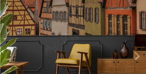 Fototapete Bayerische Architektur