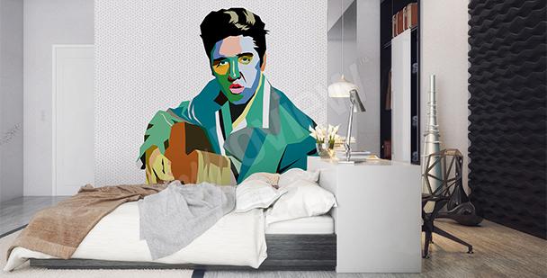 Fototapete Elvis Presley