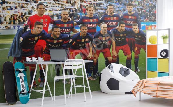 Fototapete FC Barcelona
