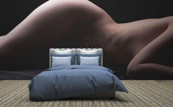 Fototapete Frauenkörper