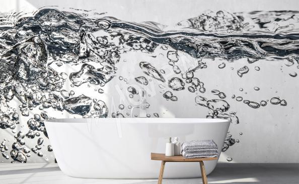 Fototapete für Bad Wasser