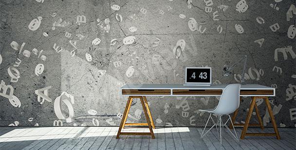 Fototapete für das Büro Wand