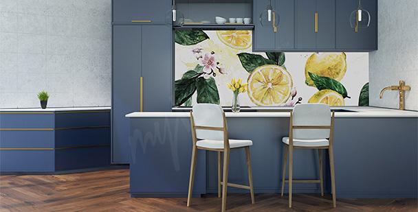 Fototapete für die Küchenwand
