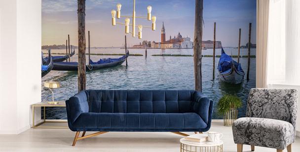 Fototapete Venedig für ein Restaurant