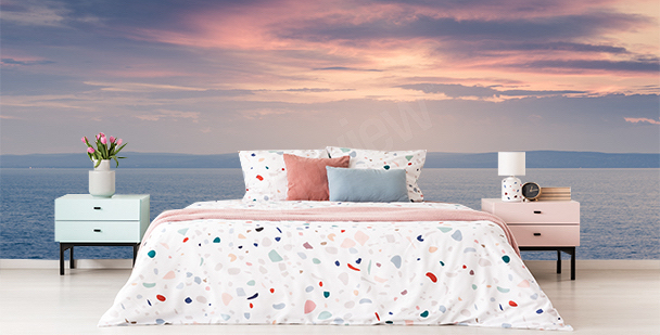 fototapeten meer gr e der wand. Black Bedroom Furniture Sets. Home Design Ideas