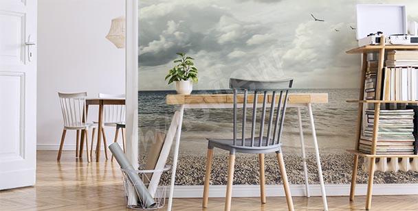 Fototapete Landschaft für Wohnzimmer