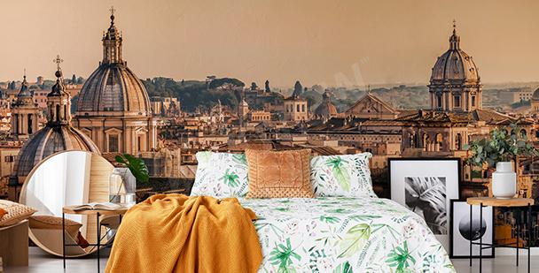 Fototapete mit einer Landschaft von Rom